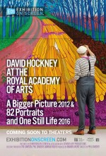 Kunst im Kino: David Hockney in der Royal Academy of Arts