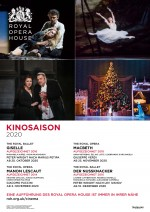 Royal Opera House: Der Nussknacker